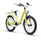 s'cool niXe 16 Bicicletta bambino steel giallo